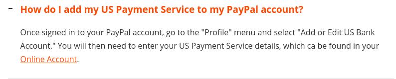 Payoneer Paypal